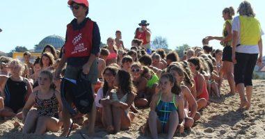 UNSS : Ursuya à la plage !