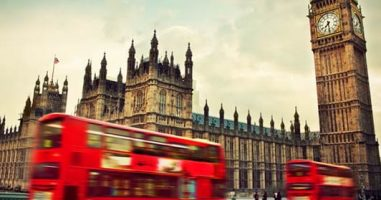 Ursuya à Londres